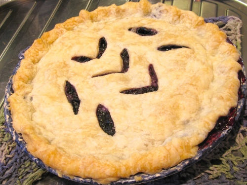 There's nothing like Mom's pie - photo - Karen Anderson