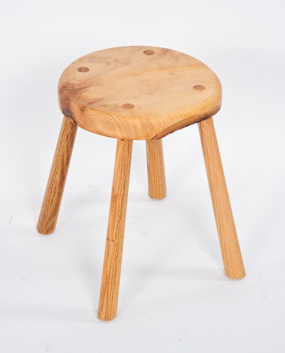 Four-legged stool cum business model