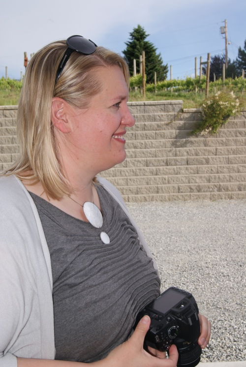Julie Van Rosendaal, cookbook author, writer, broadcaster, blogger, editor, photographer, Calgary
