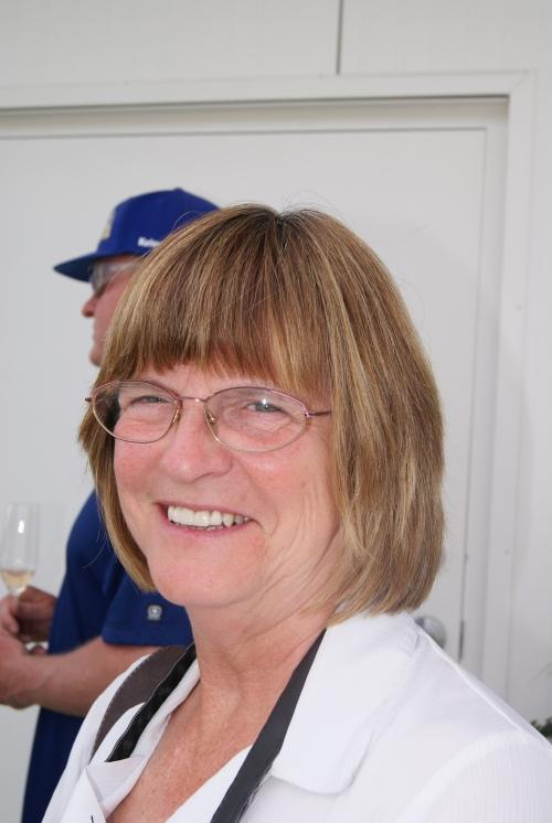 Roslyne (Roz) Buchanan, writer, Wine Trails, Savour, Penticton, BC