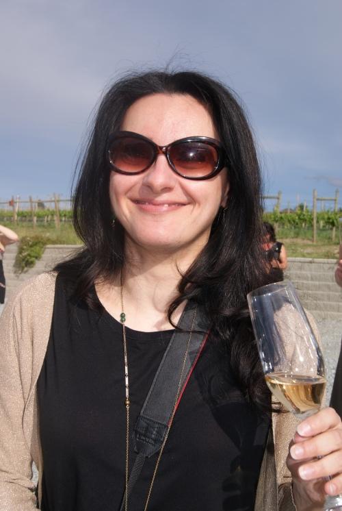 Tina Faiz, freelance writer, Edmonton