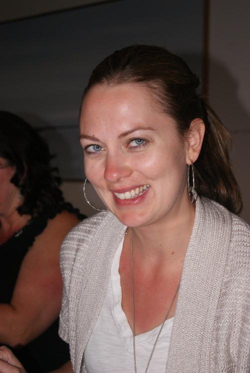 Jenn Sharp, Editor, Bridges, Saskatoon, SK