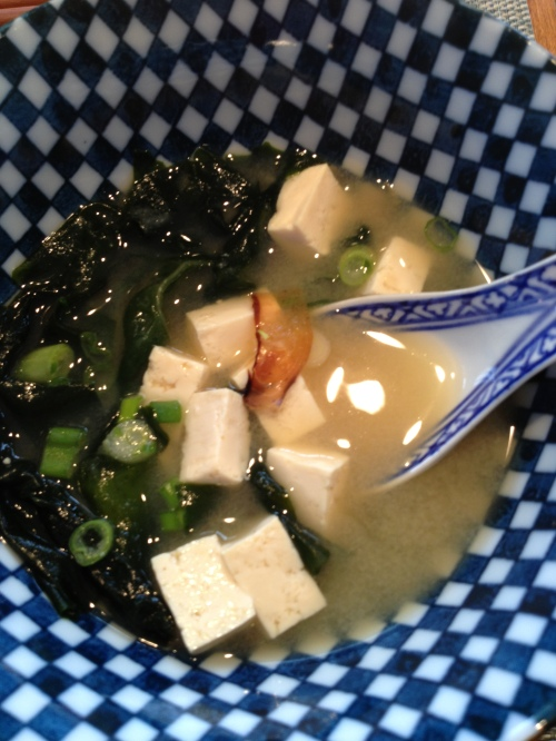 Chi's Miso Soup
