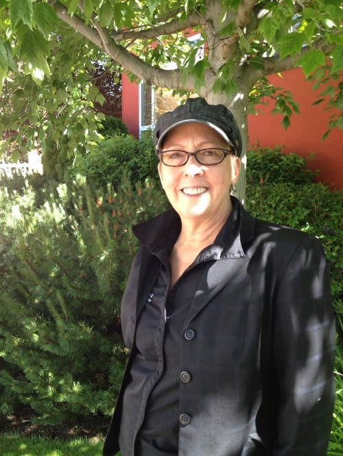 Gail Hall, Edmonton chef, writer, TV personality