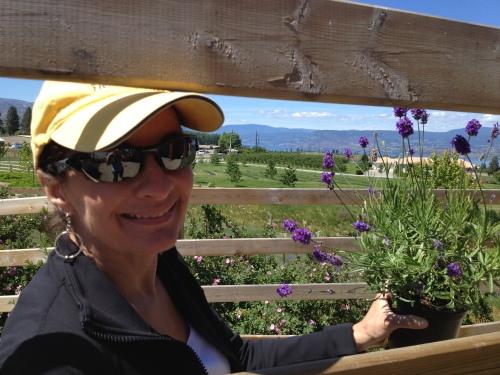Liane Faulder, Food Editor, Edmonton Journal, Edmonton