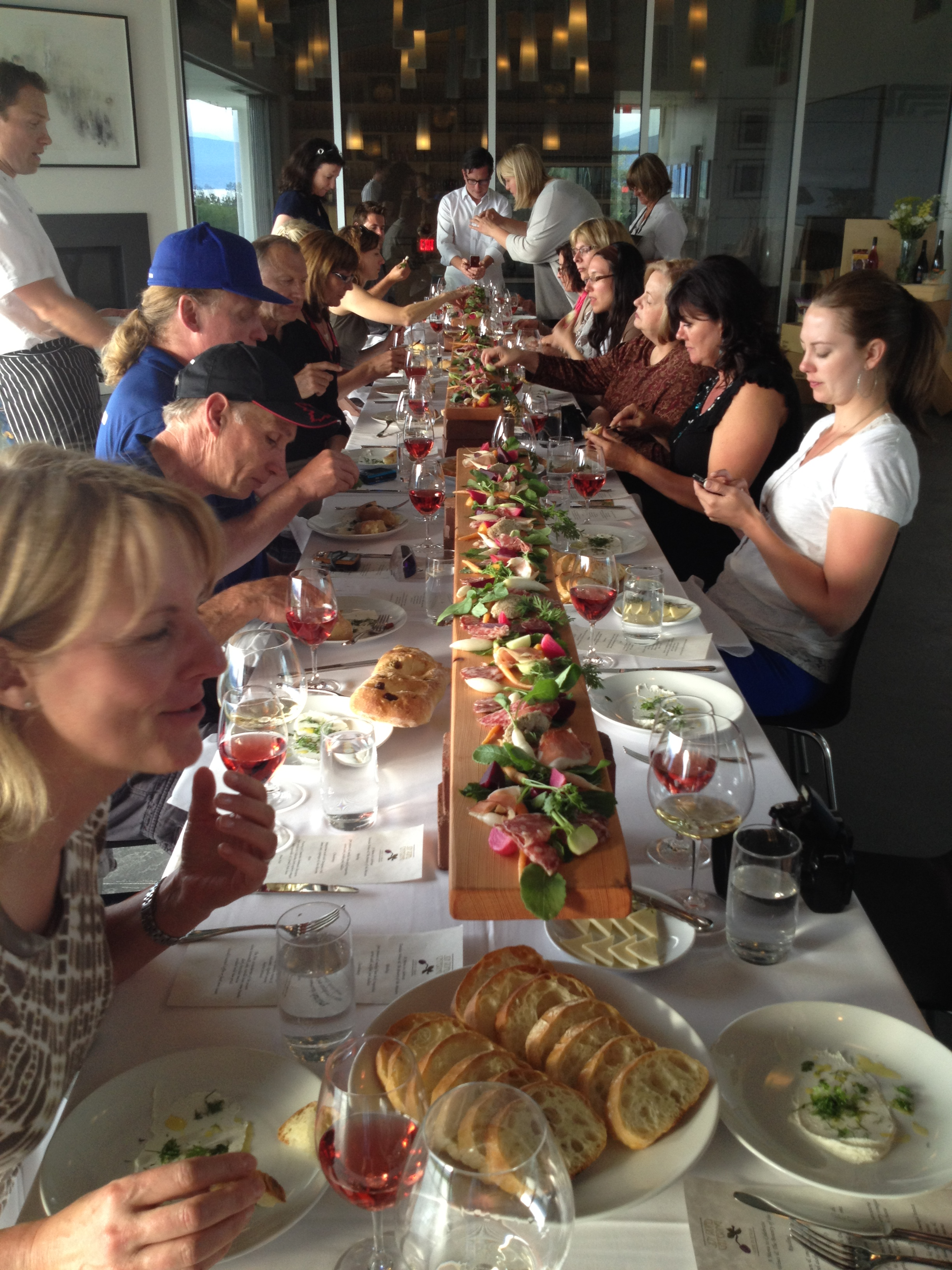 Savour Food Culinary Tourism In The Okanagan The