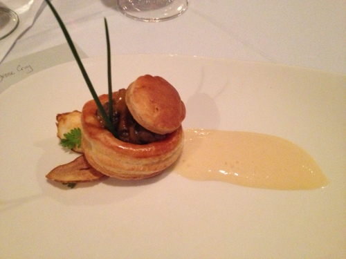 Does this dish of Basil fed Snails look eponymous to you?