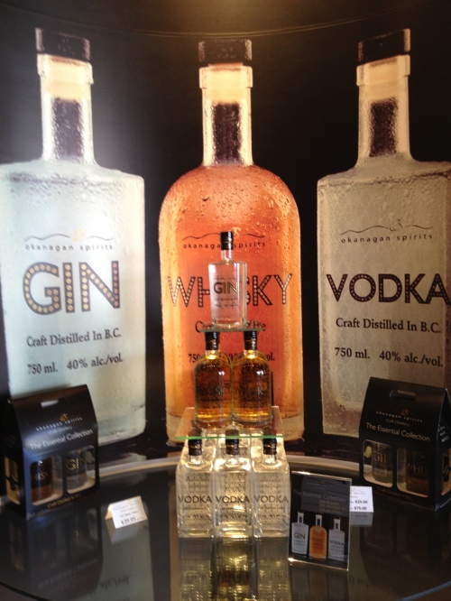 Serious distilling at Okanagan Spirits