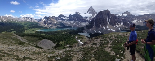 Mt. Assiniboine photo - Karen Anderson