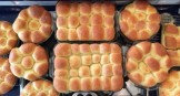 HIghwood Crossing Organic Cold-pressed Canola gives these buns such a pretty hue photo - Karen Anderson