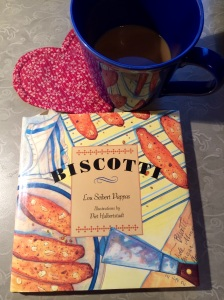 Thank you dearest Claire for the gift of your friendship that deepens every time I make biscotti like you taught me. photo - Karen Anderson