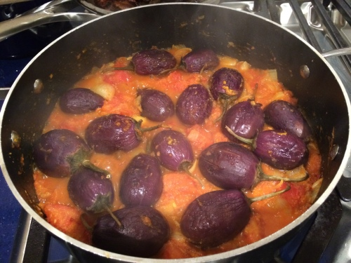 Such a beautiful eggplant dish photo - Karen Anderson