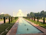 The Taj Mahal photo - Karen Anderson