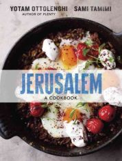 Sammi Tamimi and Yotam Ottolenghi's Jerusalem is one of my current favourites for healthful recipes