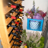 Keeping a wine cellar photo - Karen Anderson