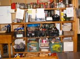 Keeping the pantry stocked photo - Karen Anderson