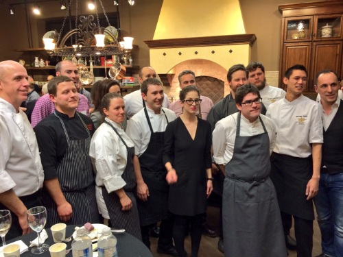 Calgary is blessed with a true community of great chefs photo - Karen Anderson