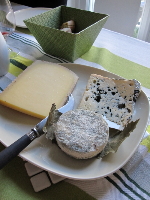 "Fresh cheeses are truly ""alive"" with flavour photo - Karen Anderson"