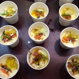 I like all soup - here's Model Milk restaurant's Vichyssoise - very tasty business - photo - Karen Anderson