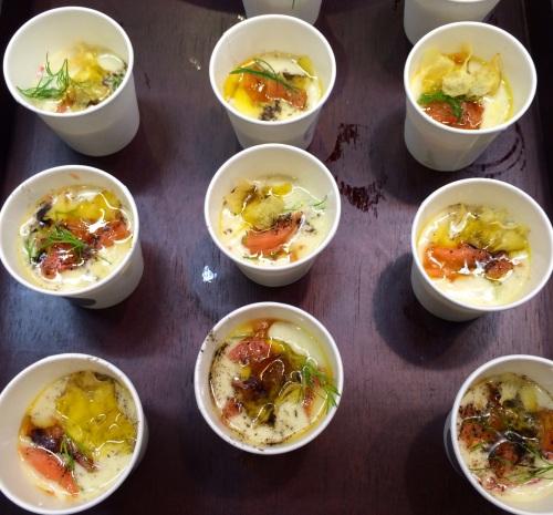 I like all soup  - here's Model Milk restaurant's Vichyssoise - very tasty business - photo - Karen Anderson