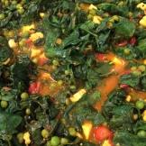 spinach added photo - Karen Anderson