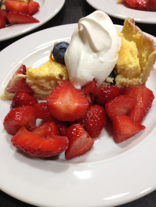 a little tart and a lot of fruit photo - Karen Anderson