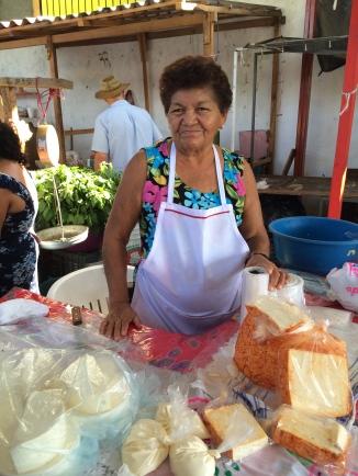 Mexican cheese artisan - photo credit - Karen Anderson