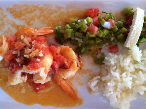 Light and lively Mexican cuisine photo - Karen Anderson