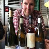 Metrovino Wines' Al Drinkle photo - Karen Anderson