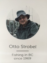Otto Strobel has fished the waters off B.C. for over 40 years photo courtesy of Skipper Otto's CSF