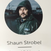 Shaun Strobel - fishing since he was 6 years old photo courtesy of Skipper Otto's CSF