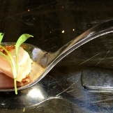 Albacore Tuna Amuse Bouche from Catch Restaurant photo - Karen Anderson
