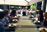 chef Duncan Ly at Hotel Arts photo - Karen Anderson