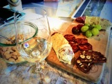 food, wine, art, palate, palette photo - Karen Anderson