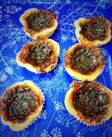 Butter tarts at Itza Bakeshop photo - Karen Anderson
