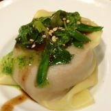 gyoza/ravioli like goodness - photo - Karen Anderson