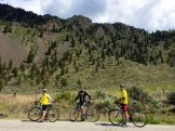 Similkameen trio - photo - Karen Anderson
