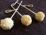 Christmas cake pop treats - photo - Karen Anderson