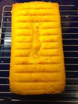 buttery pound cake - photo - Karen Anderson