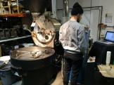 overhauled roaster - photo - Karen Anderson