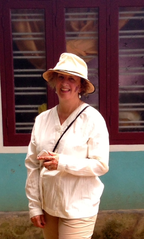 Hats are good - a photo of me by my friend  Pauli-Ann Carriere