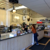 this is the checkout at Luke's - photo - Karen Anderson