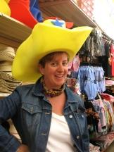big hat - photo - Karen Anderson