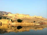 Amber Fort - Jaipur - photo - Karen Anderson