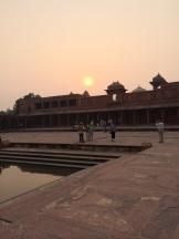 Fatehpur Sikri - photo - Karen Anderson