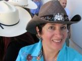 Hat by Alberta country music star Terri Clark - photo - Karen Anderson