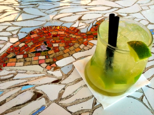 The Brazilian Caiparinha - photo - Karen Anderson