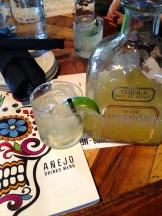 A pitcher of margaritas - photo - Karen Anderson
