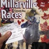 Millarville Races - photo - Karen Anderson