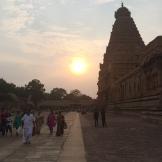 temple life - Brihadeshvara Temple - Tanjore - photo - Karen Anderson